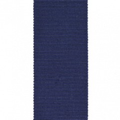 Material 12813 Grosgrain/Navy