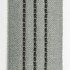Material 16585 Rib Stripes/Mineral