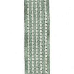 Material 17398 Chenille Stripe/Mineral