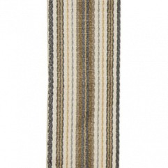 Material 17410 Ribbon Stripe/Antique Gold
