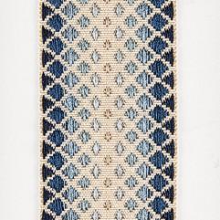 Material 19025 Diamond/Indigo