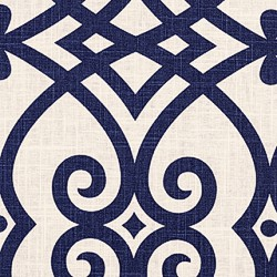 17741 Filigree/ Navy
