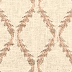 18968 Embroidered Ikat/Peony