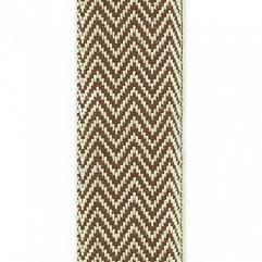 Material 4128 Herringbone/Cocoa